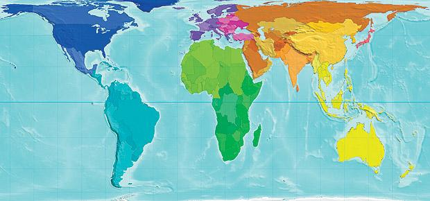 The real atlas sad analogous observations being ryan byrd the nations are scaled in proportion to other nations area so youll note that the united states is relatively small based on its small land area in gumiabroncs Image collections